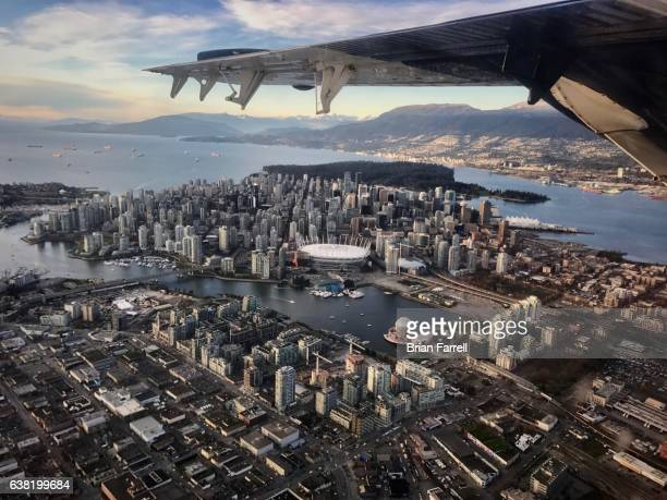 Downtown Vancouver from Above