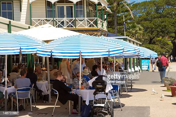 Doyles on the Beach, Sydneys oldest fish restaurant, Watsons Bay.
