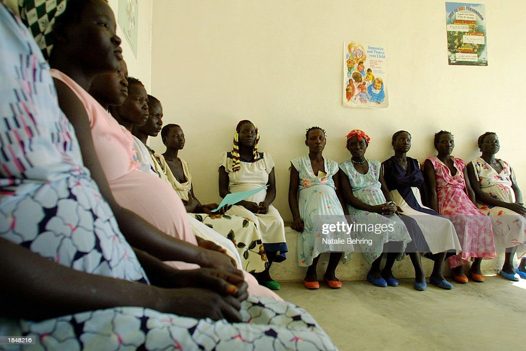 Sudanese Refugees Thriving In Ethiopian Refugee Camp : News Photo