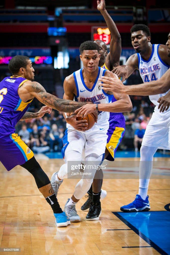NBA G-League Playoffs - South Bay Lakers v Oklahoma City Blue