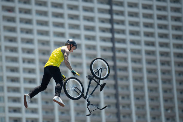 JPN: Tokyo 2020 - BMX Freestyle