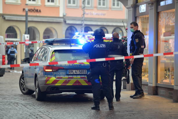 DEU: Deaths After Incident With A Car In Downtown Trier