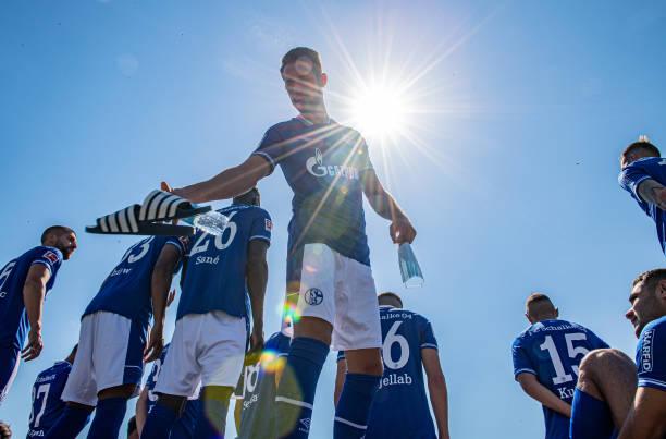 DEU: FC Schalke 04 - Photo Session