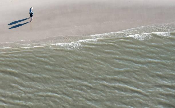 DEU: North Sea Coast From The Air