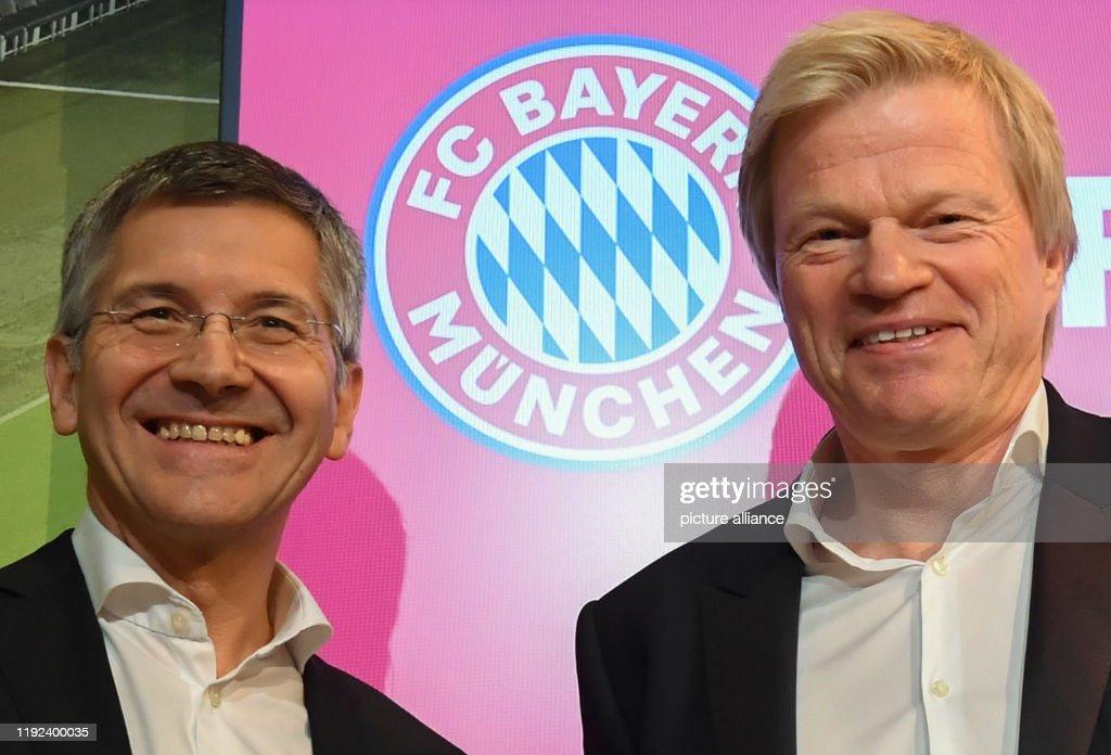 Bayern Munich management : News Photo