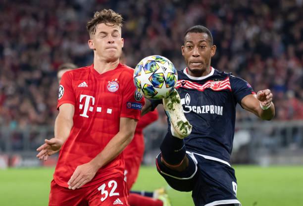 DEU: CL Bayern Munich - Red Star Belgrade