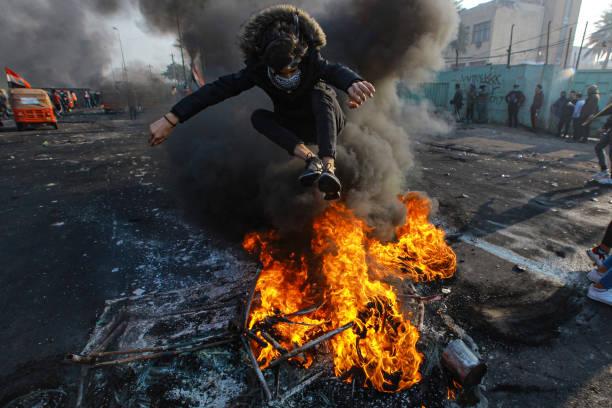 IRQ: Clashes In Iraq