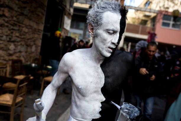 GRC: Carnival In Athens
