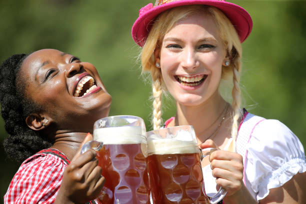 DEU: International Beer Festival