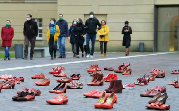 DEU: International Day - Violence Against Women