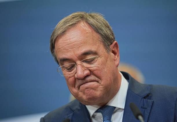 DEU: Federal Election - Election Party CDU/CSU