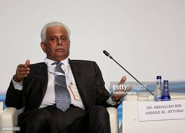 Dr Abdullah Bin Hamad Al Attiyah Chairman Abdullah Bin Hamad AlAttiyah International Foundation for Energy and Sustainable Development Former Deputy...