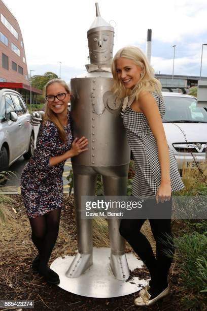 Dr Abigail Kwok and Pixie Lott Pixie Lott shows her support for the Matalan #GetSpotted campaign by visiting the children of Alder Hey hospital at...
