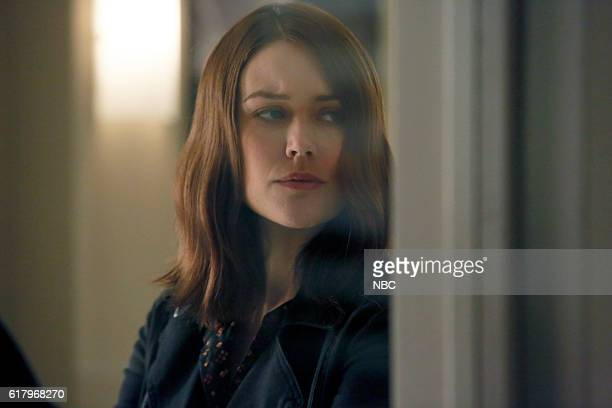 THE BLACKLIST 'Dr Adrian Shaw' Episode 407 Pictured Megan Boone as Elizabeth Keen