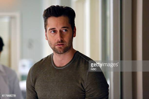 THE BLACKLIST 'Dr Adrian Shaw' Episode 407 Pictured Ryan Eggold as Tom Keen