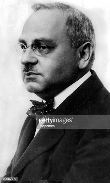 Dr Alfred Adler Austrian Psychologist