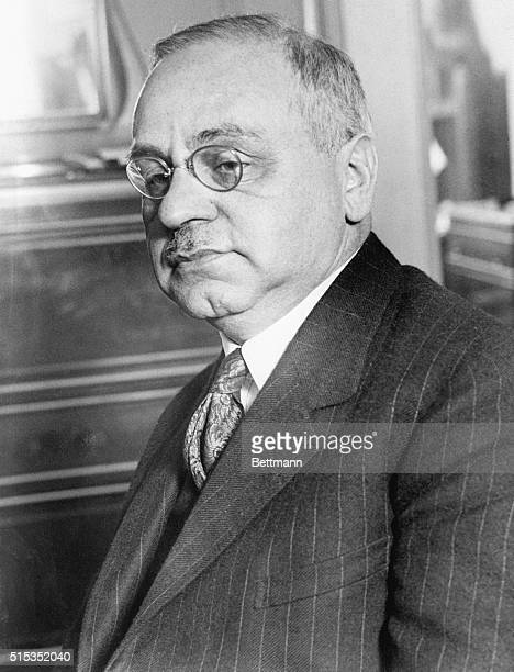 Dr Alfred Adler in Los Angeles where the prominent psychiatrist is scheduled to lecture before various medical societies during his trip to Southern...