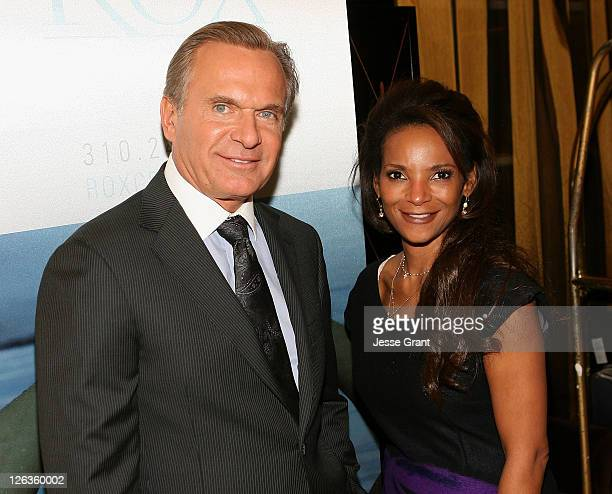 Dr Andrew Ordon and Dr Lisa Masterson attend A Season of Giving for Surgical Friends Foundation event at The Mosaic Hotel on November 4 2010 in...