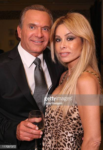 Dr Andrew Ordon and Faye Resnick attend the Roxbury Surgical Association Fall Celebration at the Mosaic Hotel on October 24 2008 in Beverly Hills...