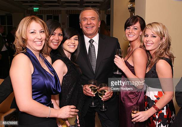 Dr Andrew Ordon and guests attend the Roxbury Surgical Association Fall Celebration at the Mosaic Hotel on October 24 2008 in Beverly Hills California