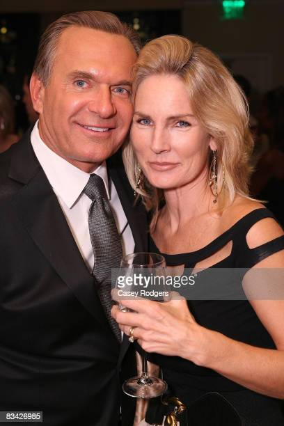 Dr Andrew Ordon and Robin Ordon attend the Roxbury Surgical Association Fall Celebration at the Mosaic Hotel on October 24 2008 in Beverly Hills...
