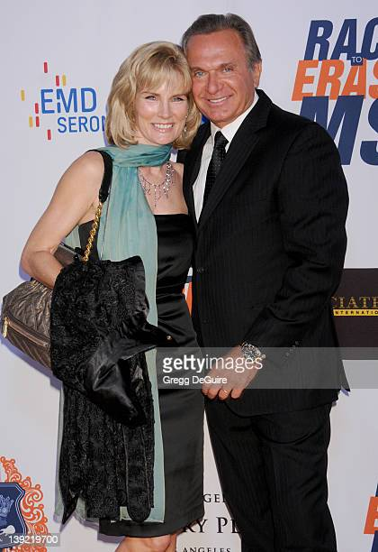 Dr Andrew Ordon and wife arrive at the 18th Annual Race To Erase MS at the Hyatt Regency Century Plaza Hotel on April 29 2011 in Century City...