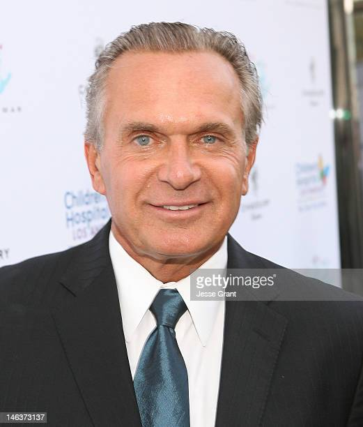 Dr Andrew Ordon attends the Chagoury Couture Fashion Show and Annual Benefit for The Children of War Foundation at Chagoury Couture on June 14 2012...