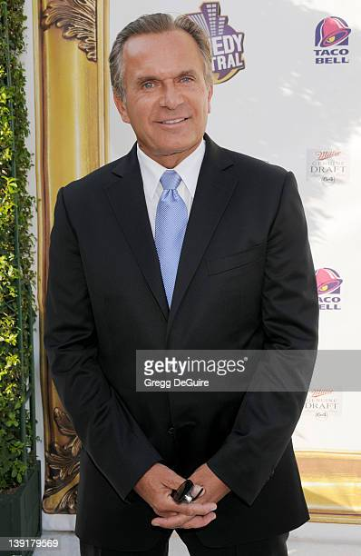 Dr Andrew Ordon of 'The Doctors' arrives at Comedy Central's Roast of Joan Rivers at CBS Radford Studios on July 26 2009 in Studio City California...