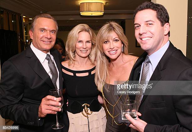 Dr Andrew Ordon Robin Ordon Danielle Brenner and Dr Kevin Brenner attend the Roxbury Surgical Association Fall Celebration at the Mosaic Hotel on...