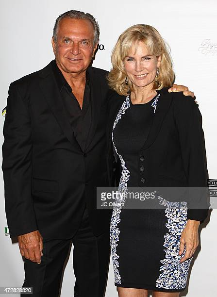 Dr Andrew P Ordon and wife Robyn Meyerhoff attend The Junior League of Los Angeles 4th annual casino angeleno fundraising gala at Natural History...