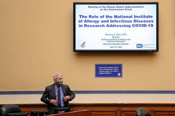 DC: House Select Subcommittee On Coronavirus Crisis Hears Testimony On Safely Ending Pandemic