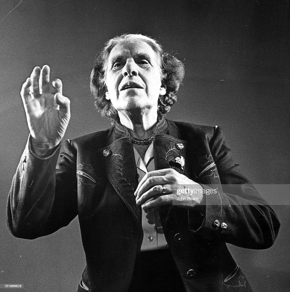 Denver Orchestra: OCT 14 1968, OCT 17 1968, OCT 18 1968; Dr. Antonio Brico