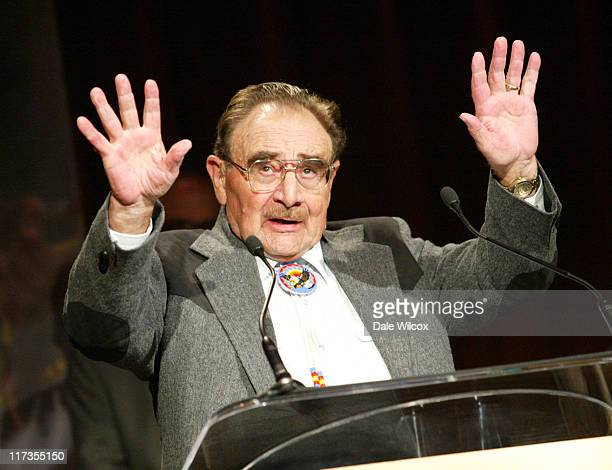 Dr Arthur McDonald during Boys Girls Club Heroes High Hopes Celebration at Regent Beverly Wilshire in Beverly Hills California United States