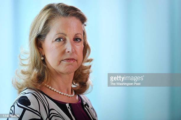 Dr Barbara Levy poses for a portrait at the American Medical Association on Monday July 08 2013 in Washington DC