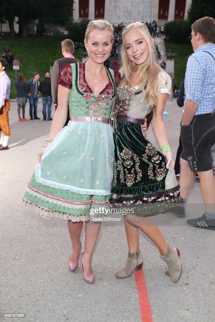 Celebrities At Oktoberfest 2017 - Day 1 : News Photo
