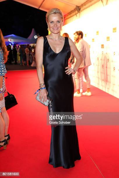 MUNICH GERMANY JUNE 26 Dr Barbara Sturm during the Movie meets Media Party during the Munich Film Festival on June 26 2017 in Munich Germany