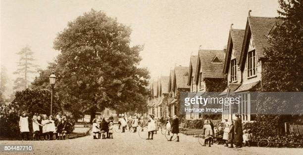 Dr Barnardo's Institute for Destitute Children, Barkingside, London, 19th century. In 1866 Thomas John Barnardo , a medical missionary, opened his...
