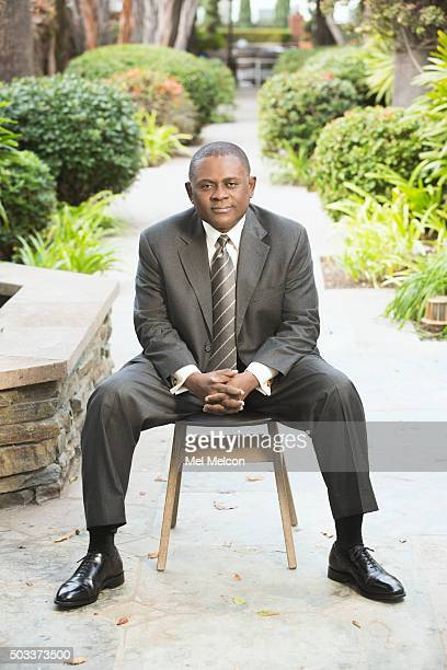 Dr Bennet Omalu the forensic pathologist who first identified CTE in a pro football player and is played by Will Smith in the upcoming drama...