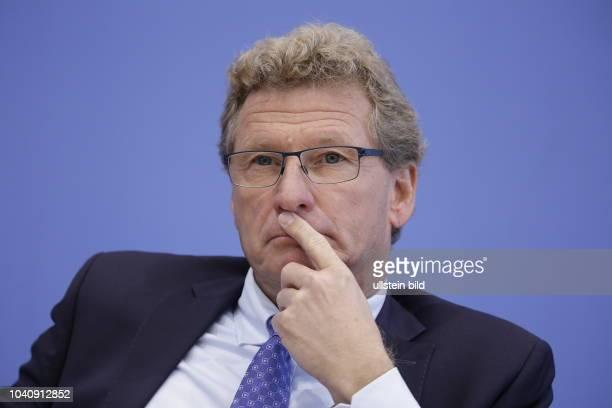Dr Bernd Buchholz Minister für Wirtschaft Verkehr Arbeit Technologie und Tourismus des Landes SchleswigHolstein Deutschland Berlin...