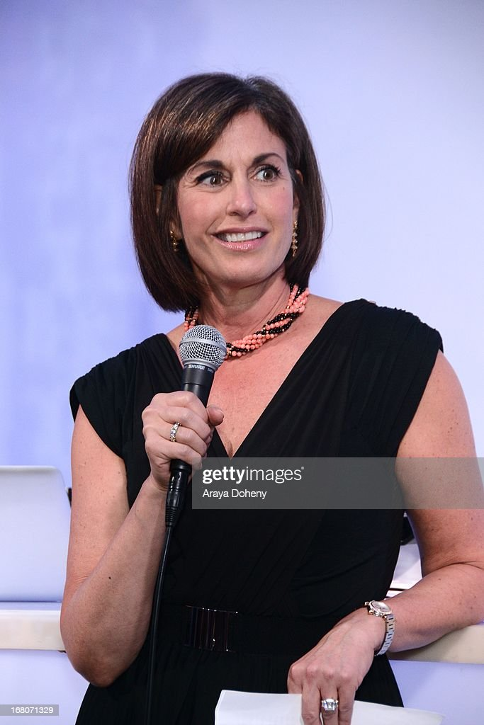 Dr. Beth Karlan attends the 'Dancing For NED' benefit for the Cedars Sinai Women's Cancer Program on May 4, 2013 in Los Angeles, California.