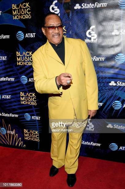 Dr Bobby Jones attends the 2018 Black Music Honors at Tennessee Performing Arts Center on August 16 2018 in Nashville Tennessee