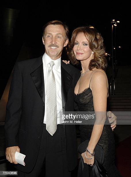 Dr Brad Allen and Jaclyn Smith attends the Opening Night Gala of the 2006/2007 Season of the Los Angles Philharmonic at the Walt Disney Concert Hall...