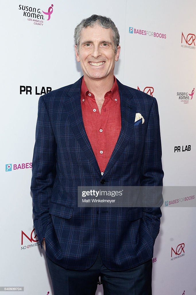 Dr. Brian Boxer Wachler attends the Babes for Boobs Bachelor Auction benefitting the Los Angeles County Affiliate of Susan G. Komen on June 16, 2016 in Los Angeles, California.
