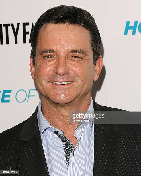 Dr Bruce Hensel arrives at Showtime's Hou$e Of Lie$ Private Party and Premiere at ATT Center on January 4 2012 in Los Angeles California