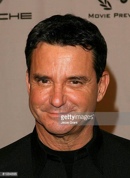 Dr Bruce Hensel arrives at the 9th annual Golden Trailer Awards held at the Orpheum Theatre on May 8 2008 in Los Angeles California