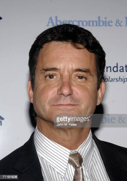 Dr Bruce Hensel arrives at the Directors Guild for the Point Foundation Benefit on June 12 2006 in West Hollywood California The Point Foundation...