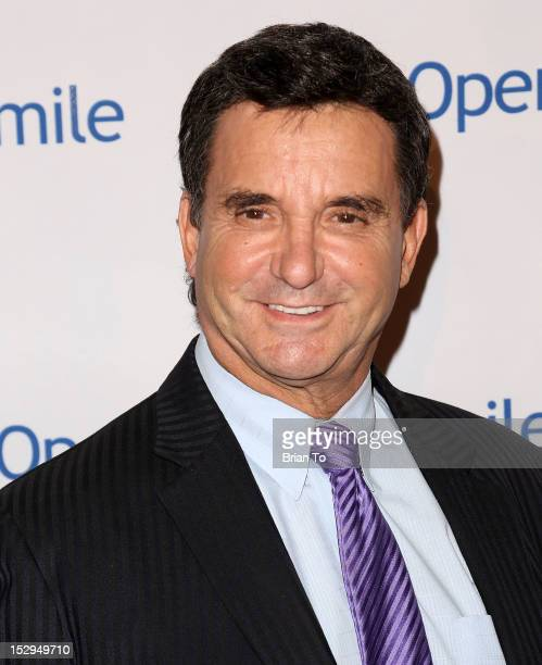 Dr Bruce Hensel attends Operation Smile's 30th Anniversary Smile Gala Arrivals at The Beverly Hilton Hotel on September 28 2012 in Beverly Hills...