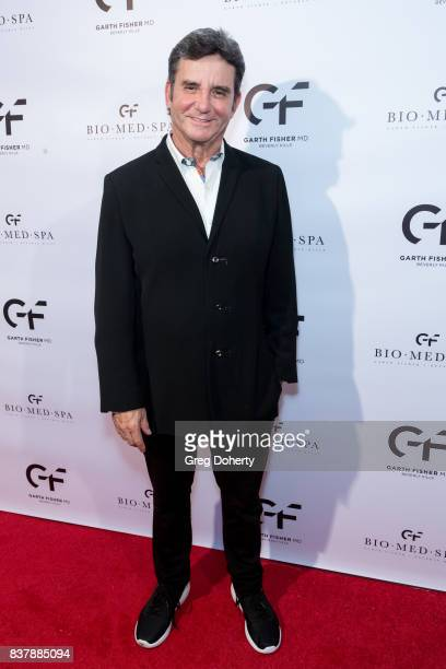 Dr Bruce Hensel former Chief Health Medical and Science Editor/Correspondent for NBC4 attends the Official Launch Party Of Dr Garth Fisher's BioMed...