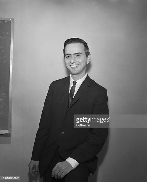 Dr Carl Sagan University of California astrophysicist