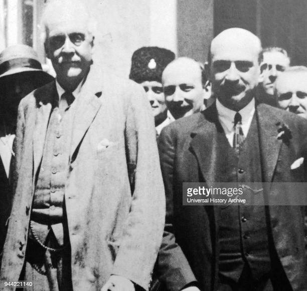 Chaim Weizmann Stock Photos And Pictures